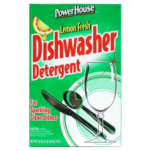 Lemon Fresh Dishwasher Detergent