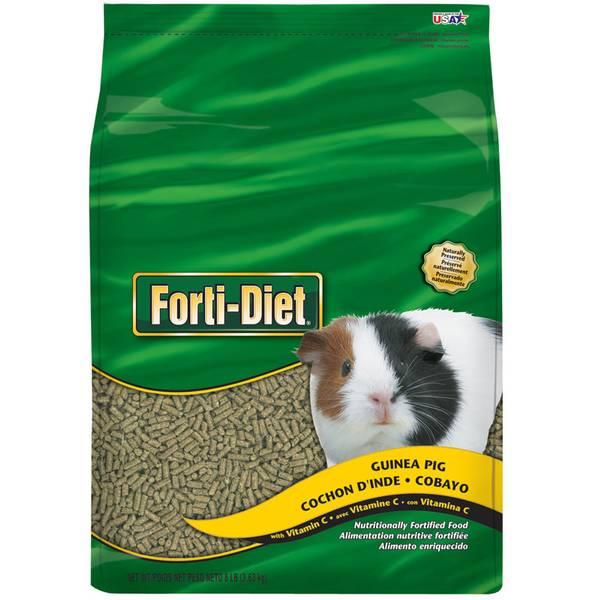 Forti - Diet Guinea Pig Food
