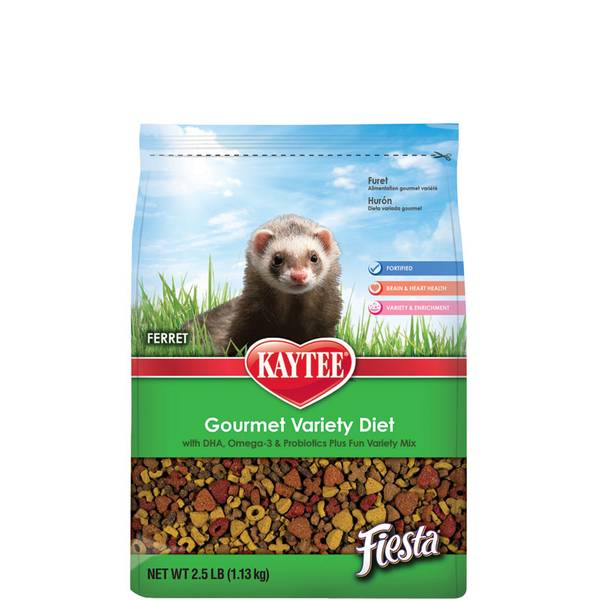 Fiesta Ferret Food