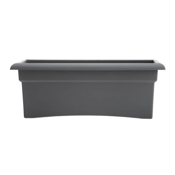 Cement Veranda Planter Box