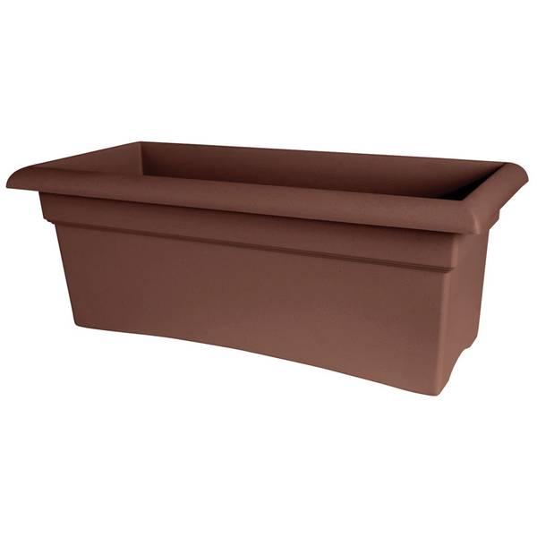 Chocolate Veranda Planter Box