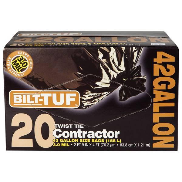 42 Gallon Contractor Bags