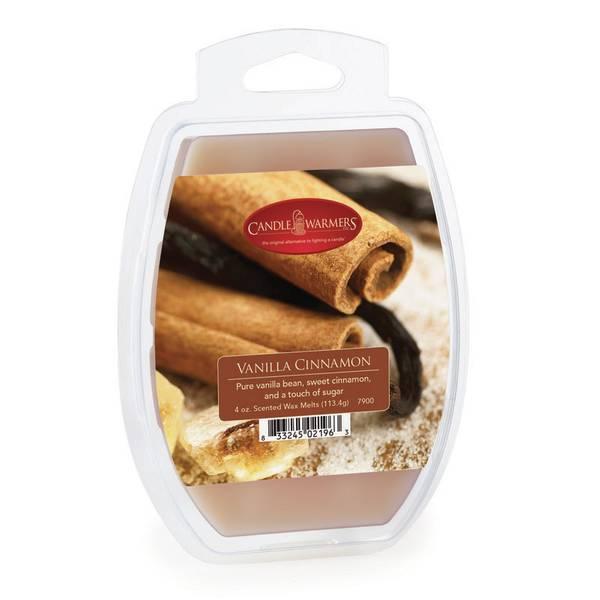 Vanilla Cinnamon Wax Melt