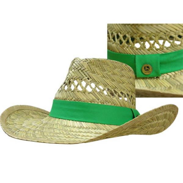 Men's Straw Outback Hat