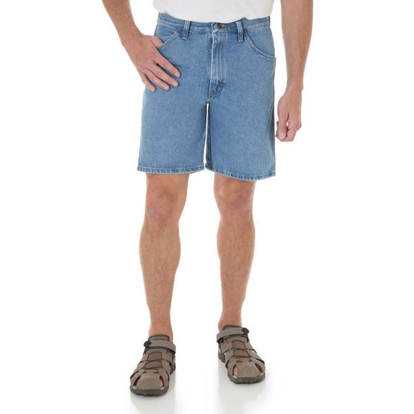 Men's Relaxed Fit Denim Shorts