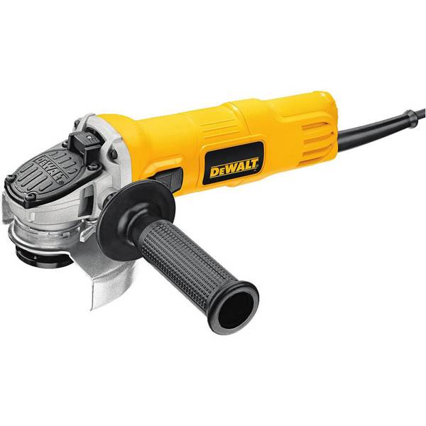 4-1/2 Small Angle Grinder with One-Touch Guard