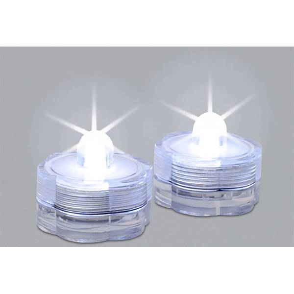 Submersible Water LED Tea Lights 2 Pack