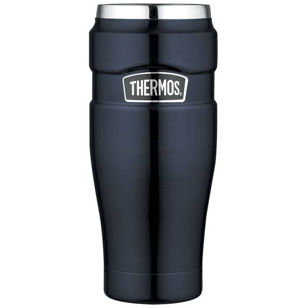 Midnight Blue Leak Proof Travel Tumbler