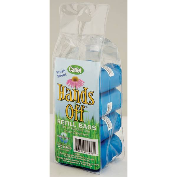Blue Waste Bag Refills