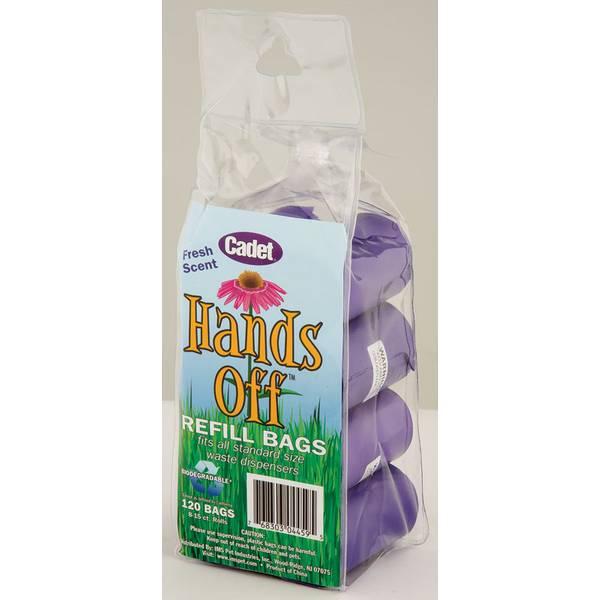 Purple Waste Bag Refills