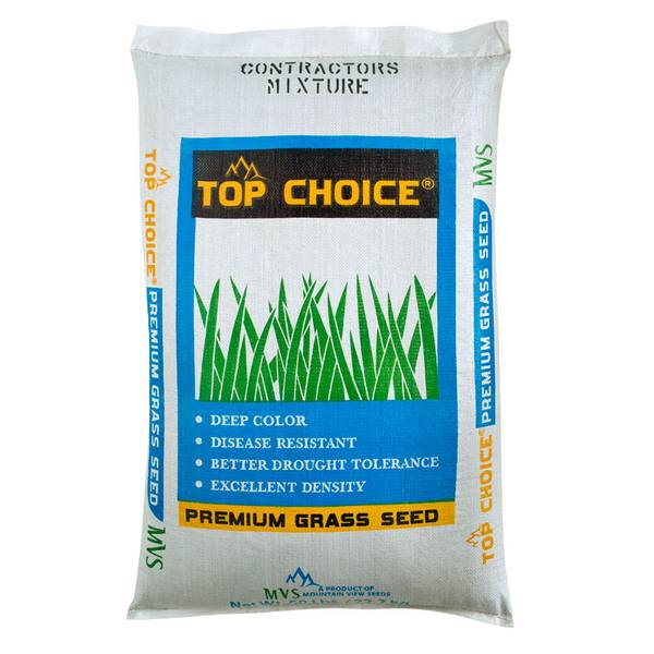 Contractor's Grass Seed