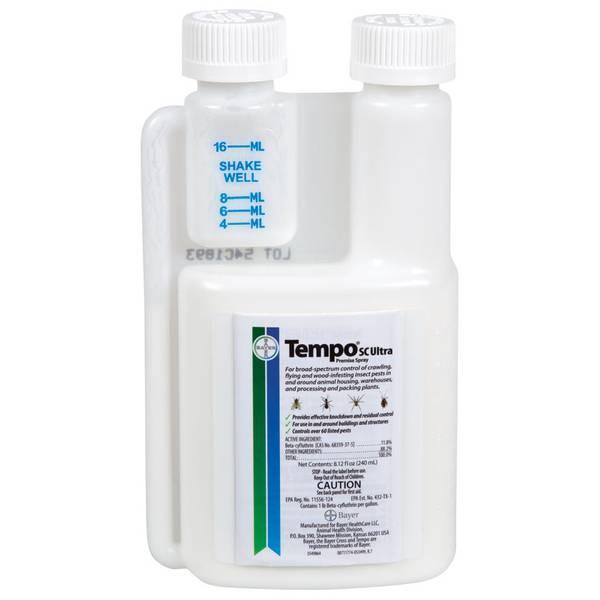 Tempo SC Ultra Premise Spray Concentrate