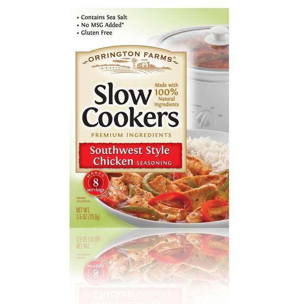 Southwest Style Chicken Seasoning