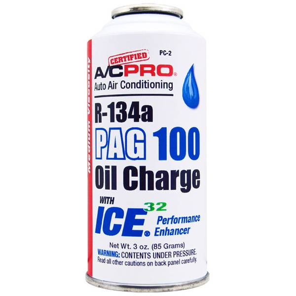 PAG 100 Oil Charge