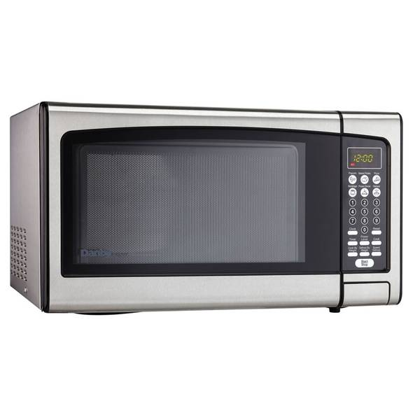 Stainless Steel Microwave