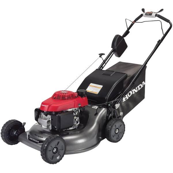 Self-Propelled Variable Speed Lawn Mower