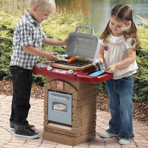 Fixin' Fun Outdoor Grill Toy