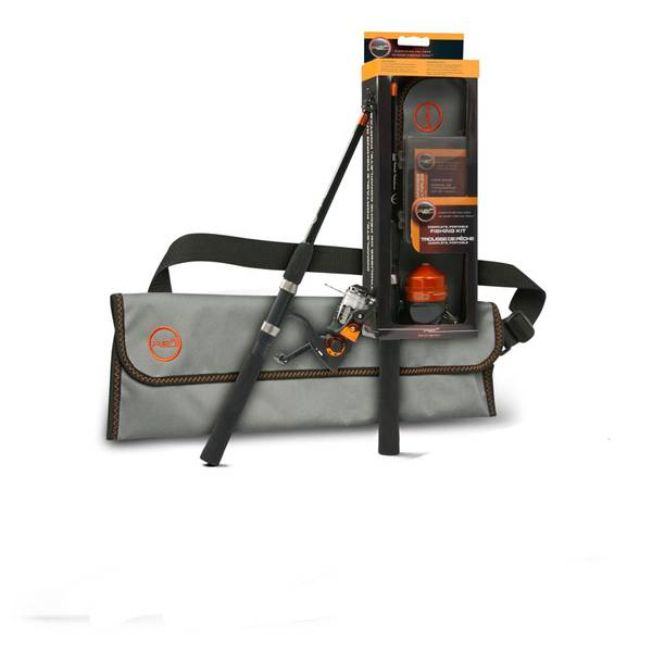Ready 2 fish ready 2 fish telescopic spinner combo with kit for Ready 2 fish