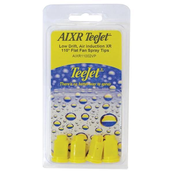 TeeJet Air Induced XR spray tip