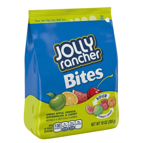 Soft Chew Sour Bites Pouch