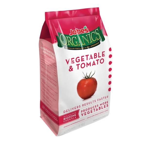 Organics Vegetable & Tomato Fertilizer