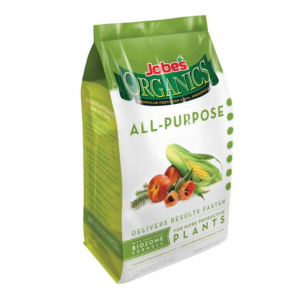 Organics Granular All-Purpose Organics Fertilizer (4-4-4)