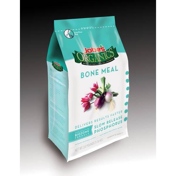 Organics Bone Meal Granular Fertilizer & Soil Amendment