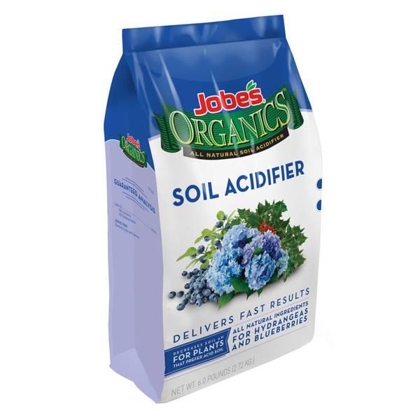 Jobe 39 s organics soil acidifier for Organic soil for sale
