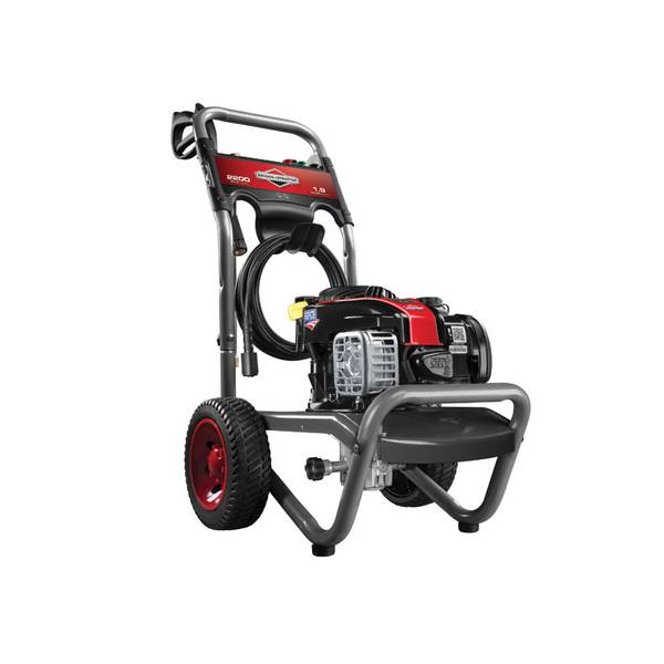 2200 PSI Gas Pressure Washer