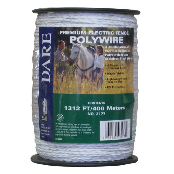 Premium Electric Fence Polywire