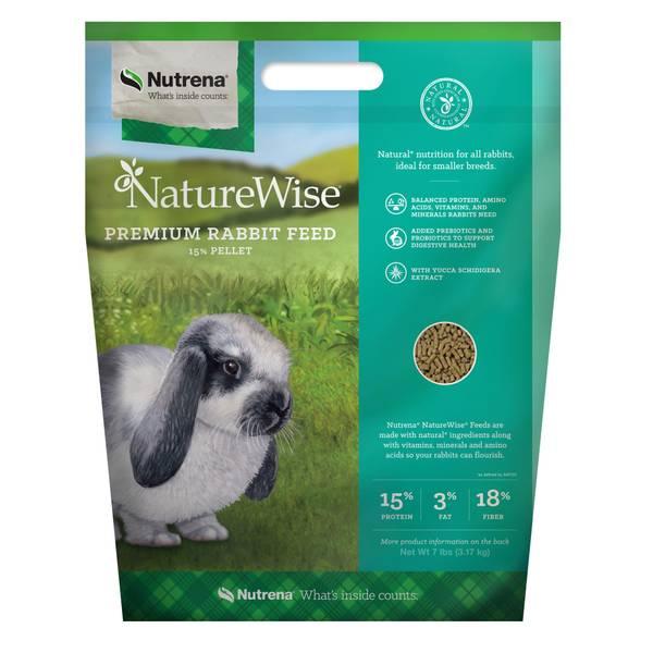 NatureWise 15% Premium Rabbit Food