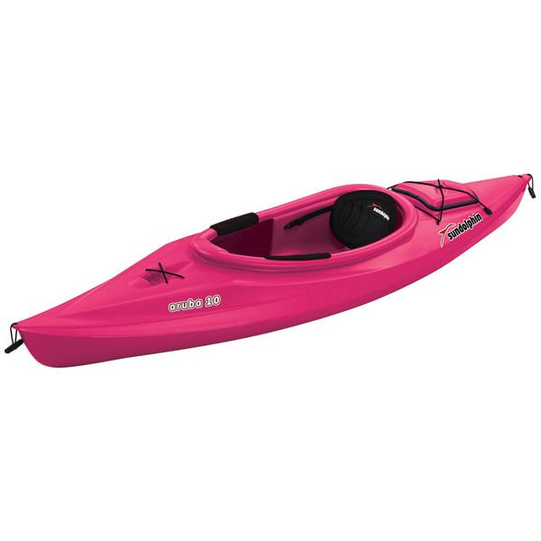 Q Kayaks Penguin Review Sun Dolphin 10' Aruba ...
