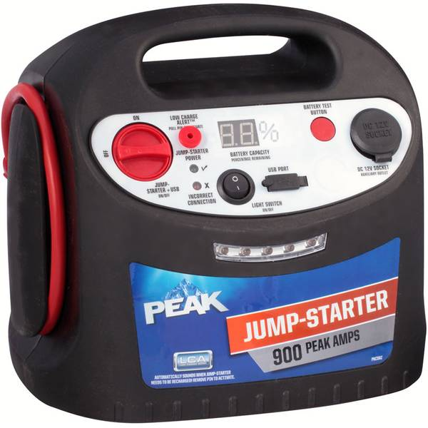 Portable Jump - Starter
