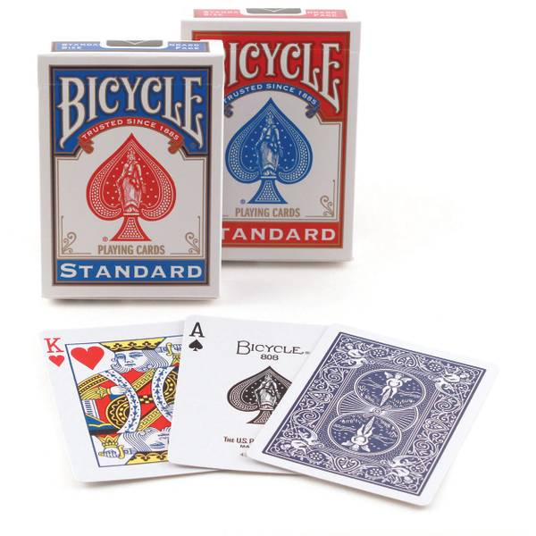 Standard Playing Cards Assorted