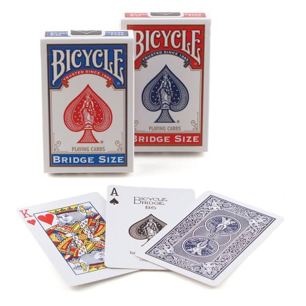 Jumbo Index Playing Cards Assorted