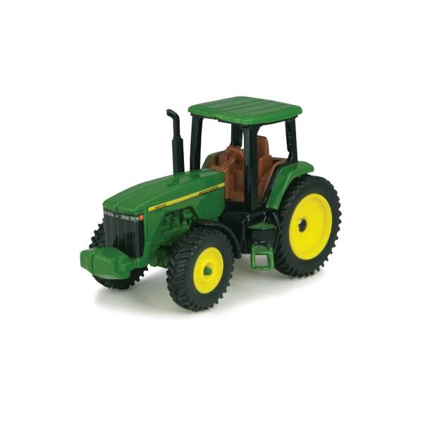 Modern Tractor with Cab