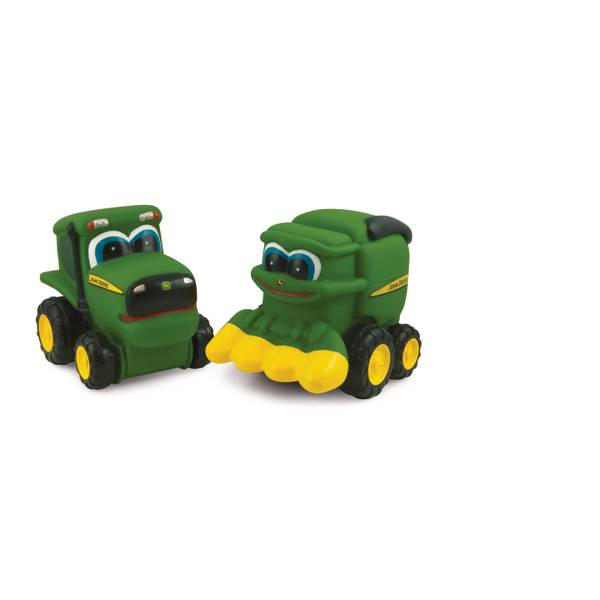 Johnny Tractor & Corey Combine Assortment