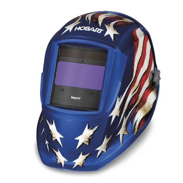 Patriot III Impact Series Auto Darkening Welding Helmet