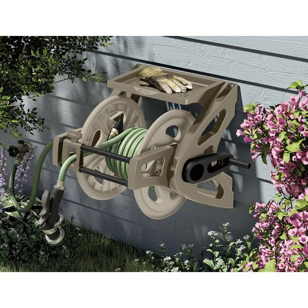Slide Track Hosemobile Hose Reel