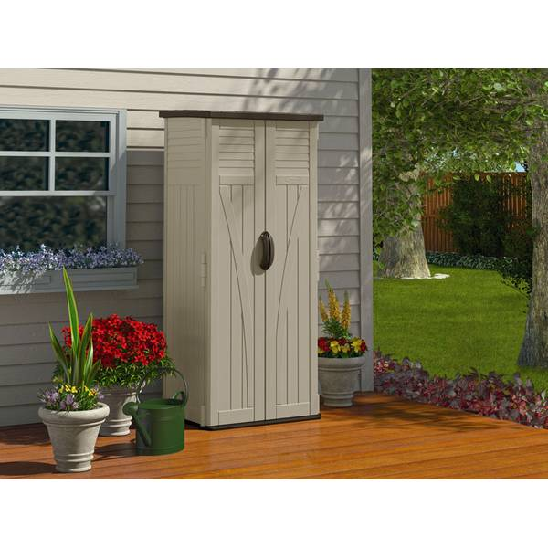 suncast garden tool storage shed