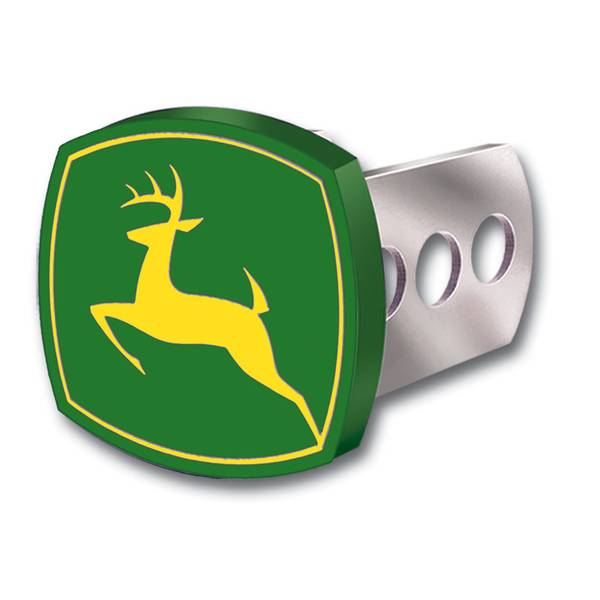 John Deere Full Color Hitch Cover