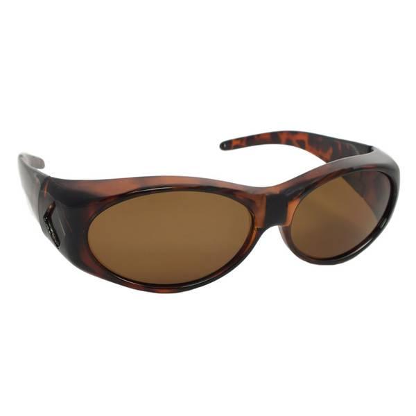 OA7 Ladies Tort / Amber Sunglasses