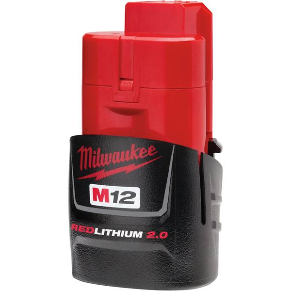 M12 REDLITHIUM 2.0 Compact Battery Pack