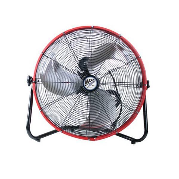 High Velocity Fan : Maxxair high velocity floor fan