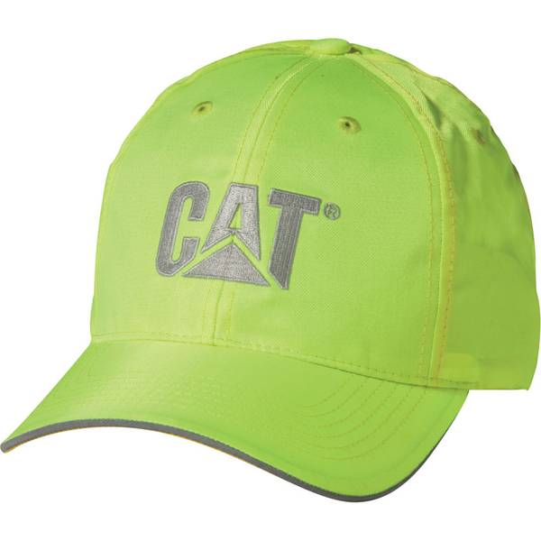 Men's  Hi Visibility Baseball Hat