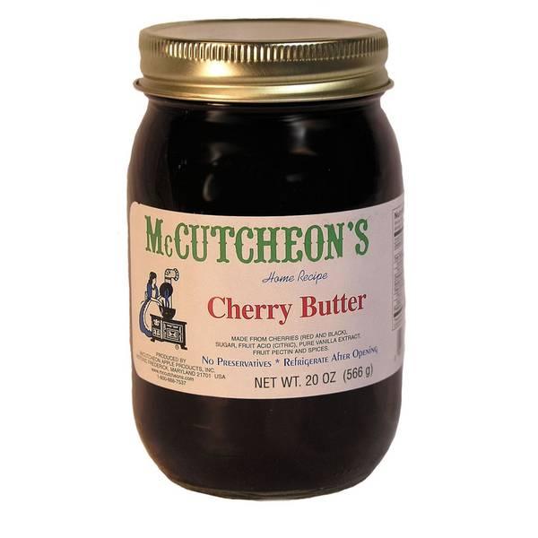 Cherry Butter