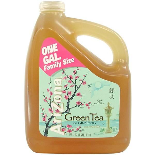 Green Iced Tea