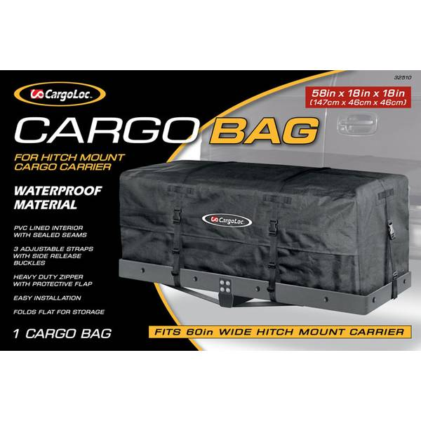 Hitch Mount Cargo Bag