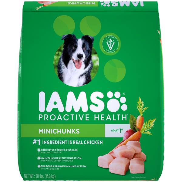 Iams Chunks Dog Food Reviews