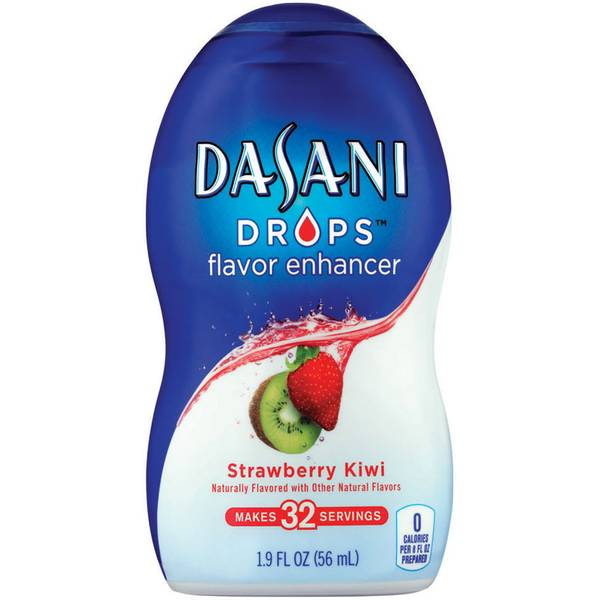 Drops Water Flavor Enhancer